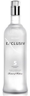 Exclusiv Vodka Coconut 5 1.75l